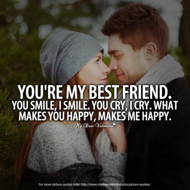 Cute teen best friend quotes