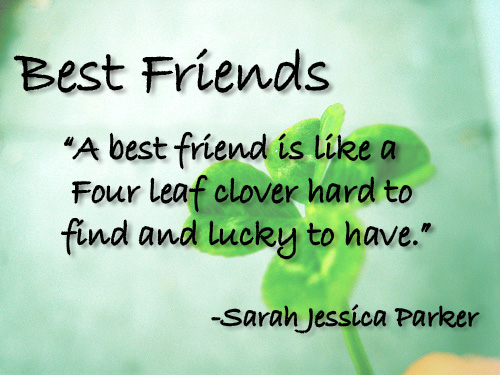 inspiring Friends Forever Quote